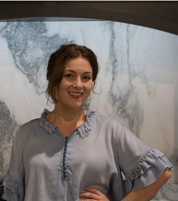 Designer Brittany Boyer
