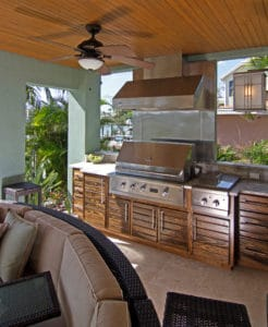 mccabinet outdoor custom kitchen