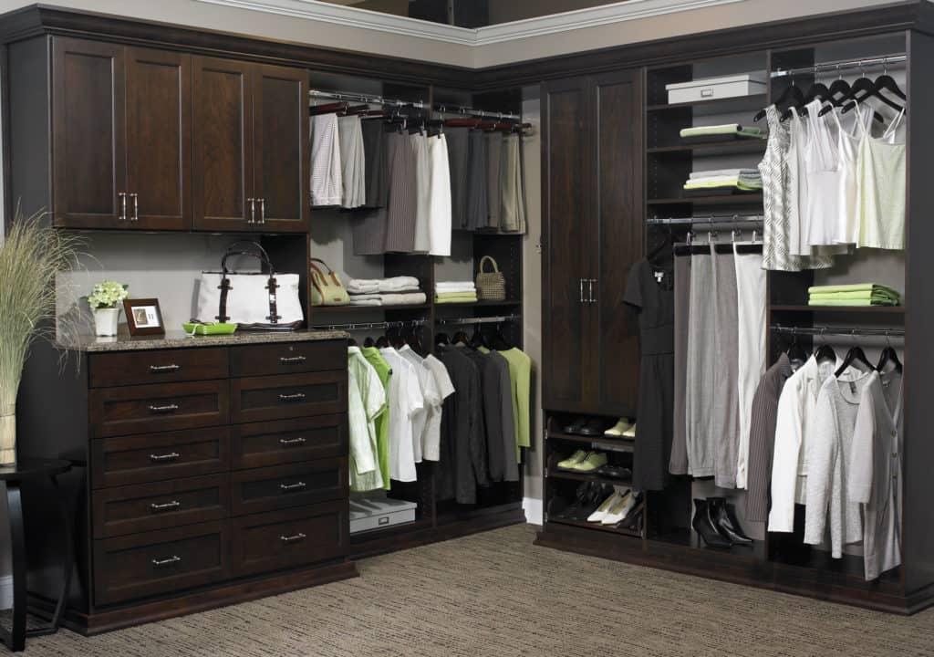 Steve Roehm closet design McCabinet