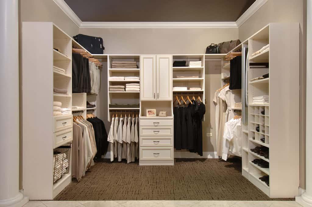 Steve Roehm closet design