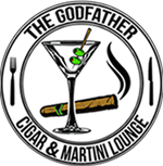 Godfather Cigar and Martini Lounge Logo