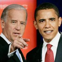 Joe Biden & Barack Obama