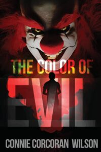 The New Cover Of the book The Color Of Evil
