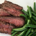 Skillet Tri-Tip Steak