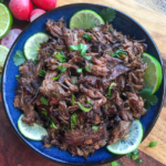 Slow CookerMexican Shredded Beef