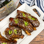 Sticky Asian Style Ribs