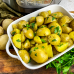Butter Parsley Potatoes