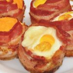 Egg & Bacon Muffins