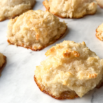 5-Ingredient Chewy Coconut Macaroons