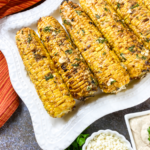 Broiled Mexican Street Corn