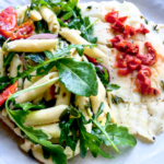 Foil PacketWhite Fishwith Oven-Roasted Tomatoes