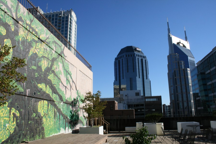 Tree of Life Mural's Media Mash Up