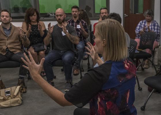 Beth Inglish Artist Nashville Creativity Workshops Being Creative