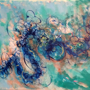 Beth Inglish Contemporary Abstract Artwork Nashville