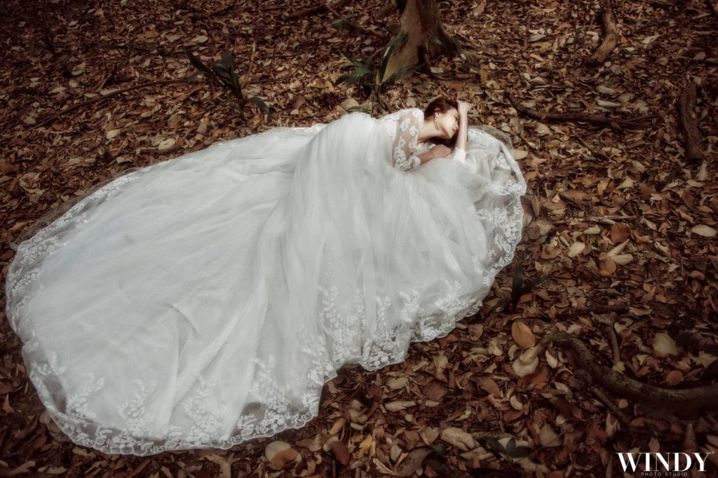 婚紗攝影禮服