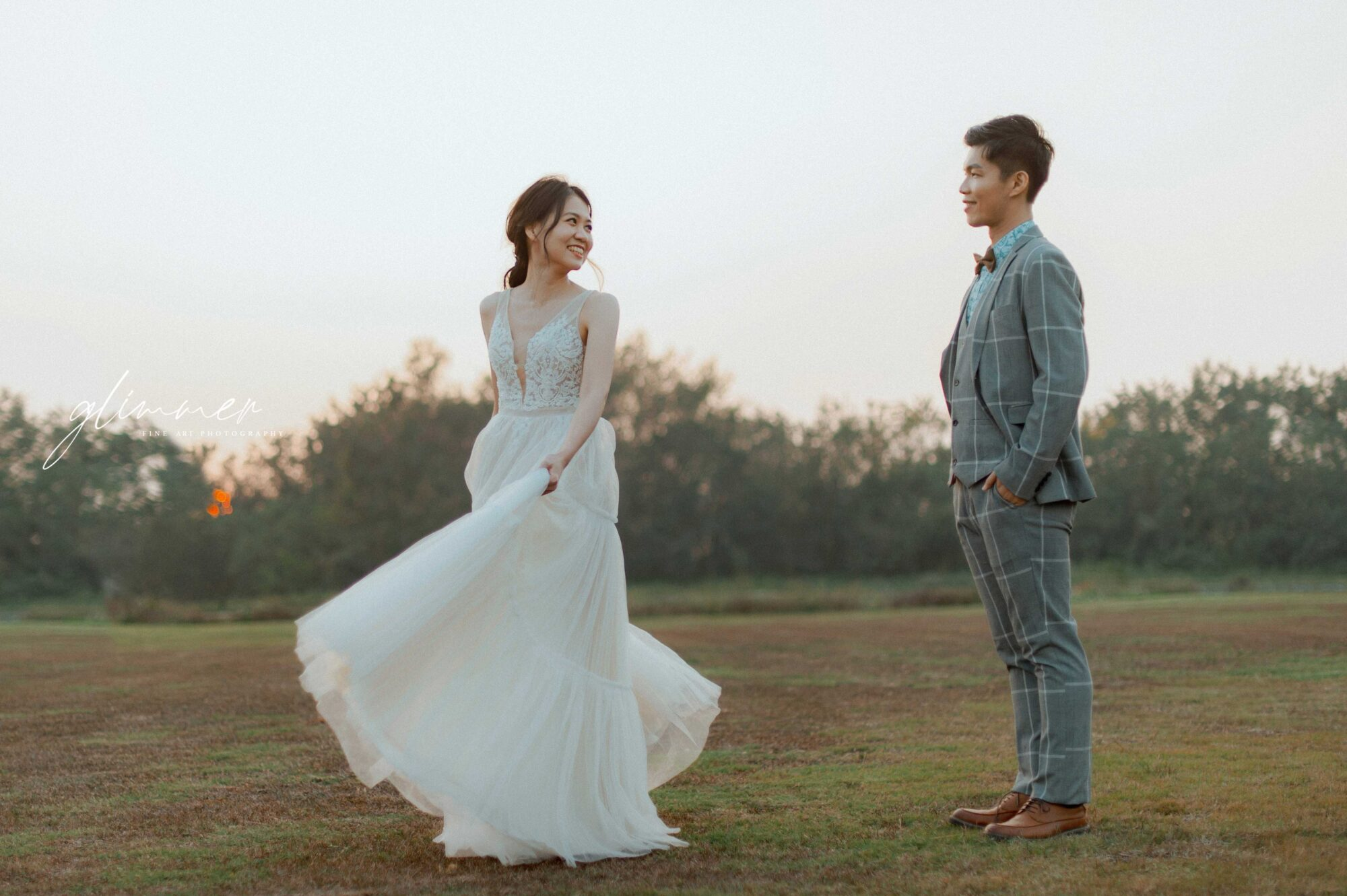嘉義婚紗攝影,自助婚紗