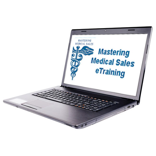 medical sales online etraining course