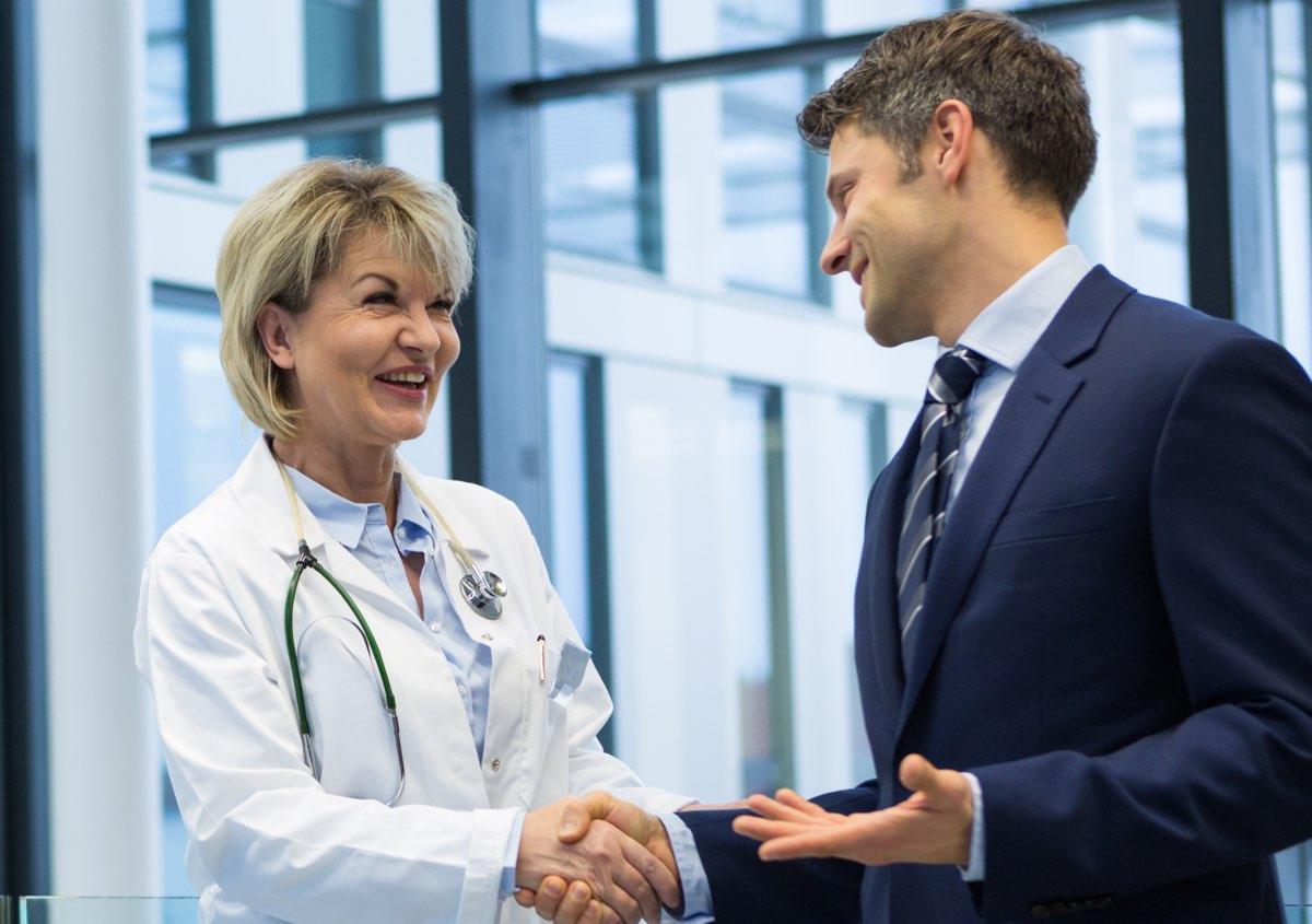 Free Medical Sales Webinar