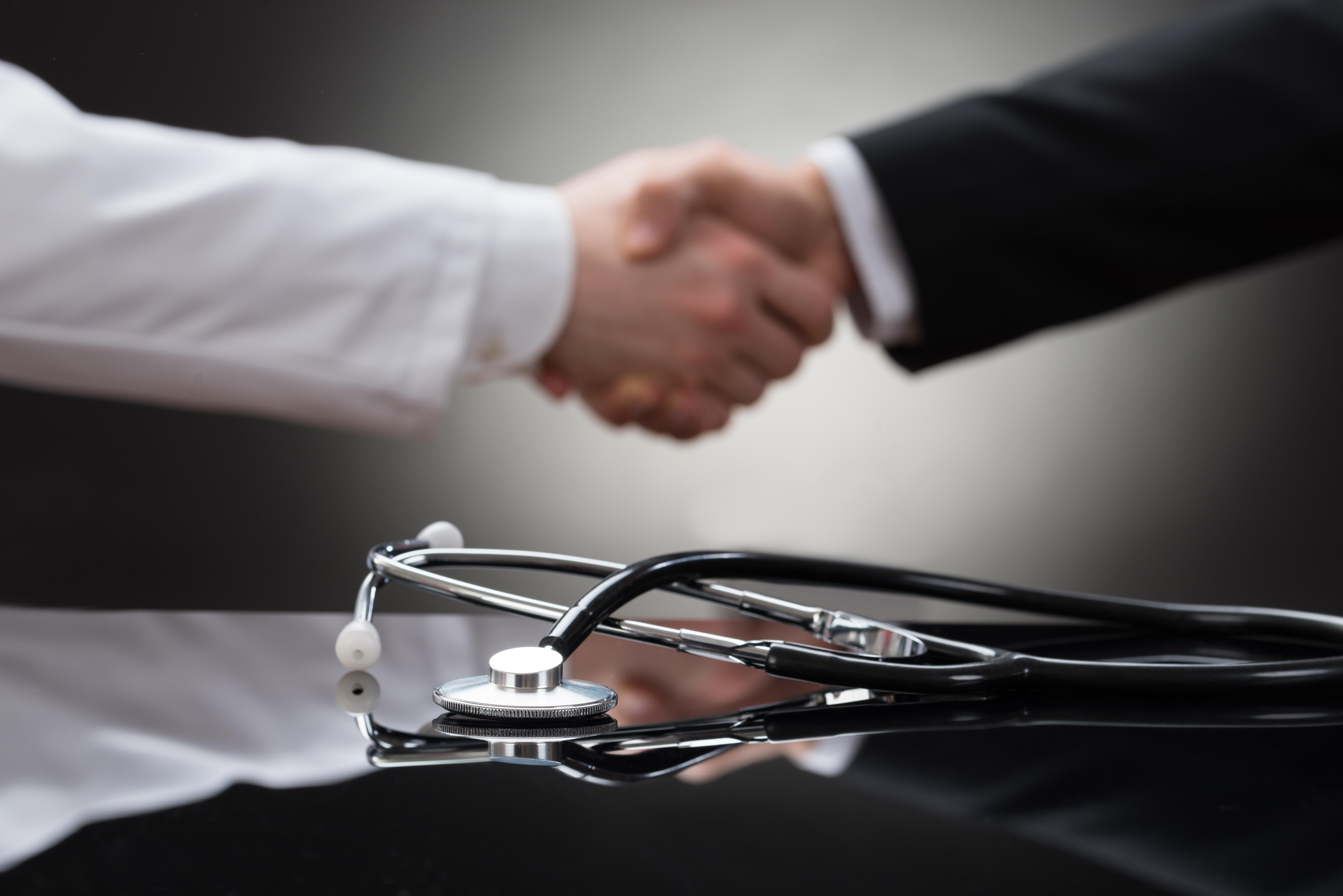 Onsite medical sales