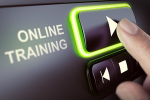 online medical sales training button image