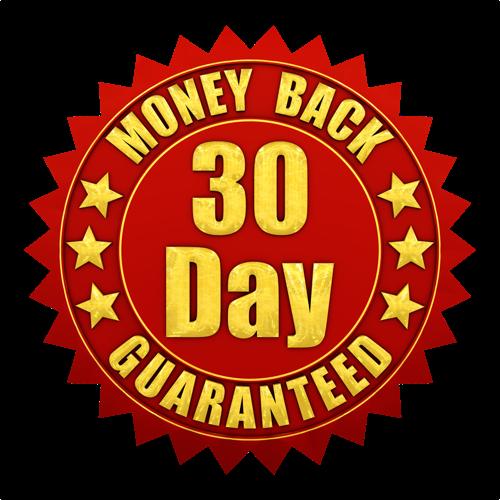 30 day guarantee badge psg