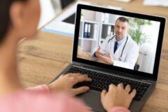 virtual medical sales call