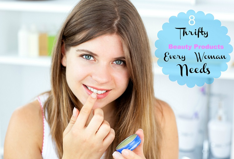 Thrifty Beauty products