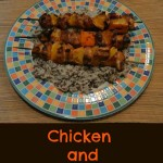 Chicken and Orange Kabobs