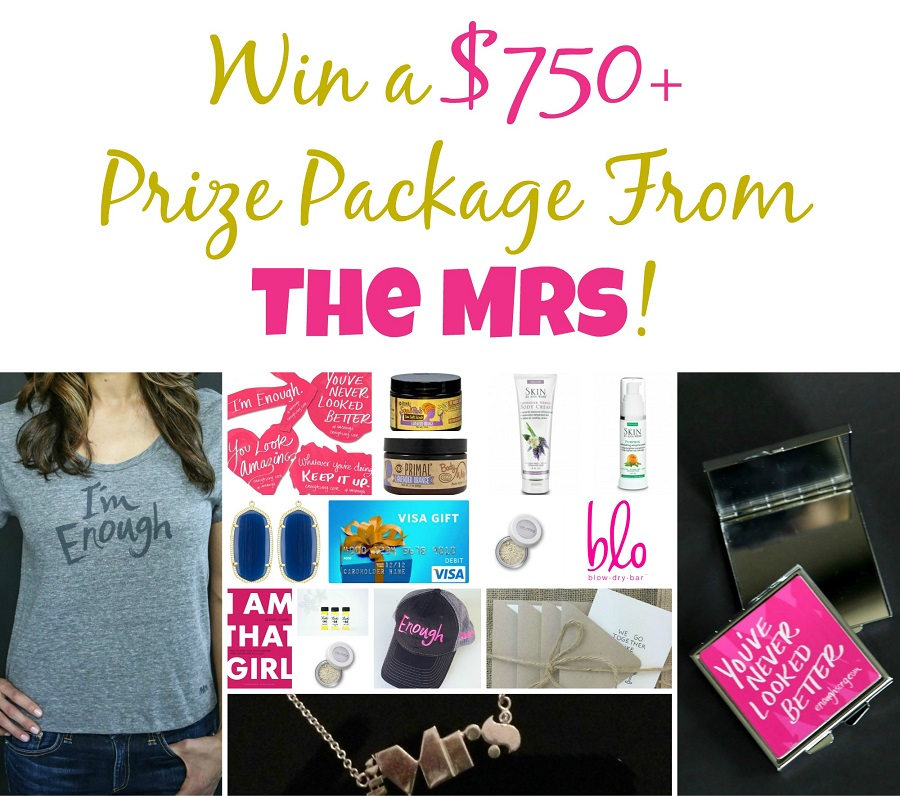 The Mrs. Band Prize Package
