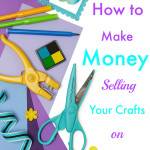 Monetizing Etsy Crafts