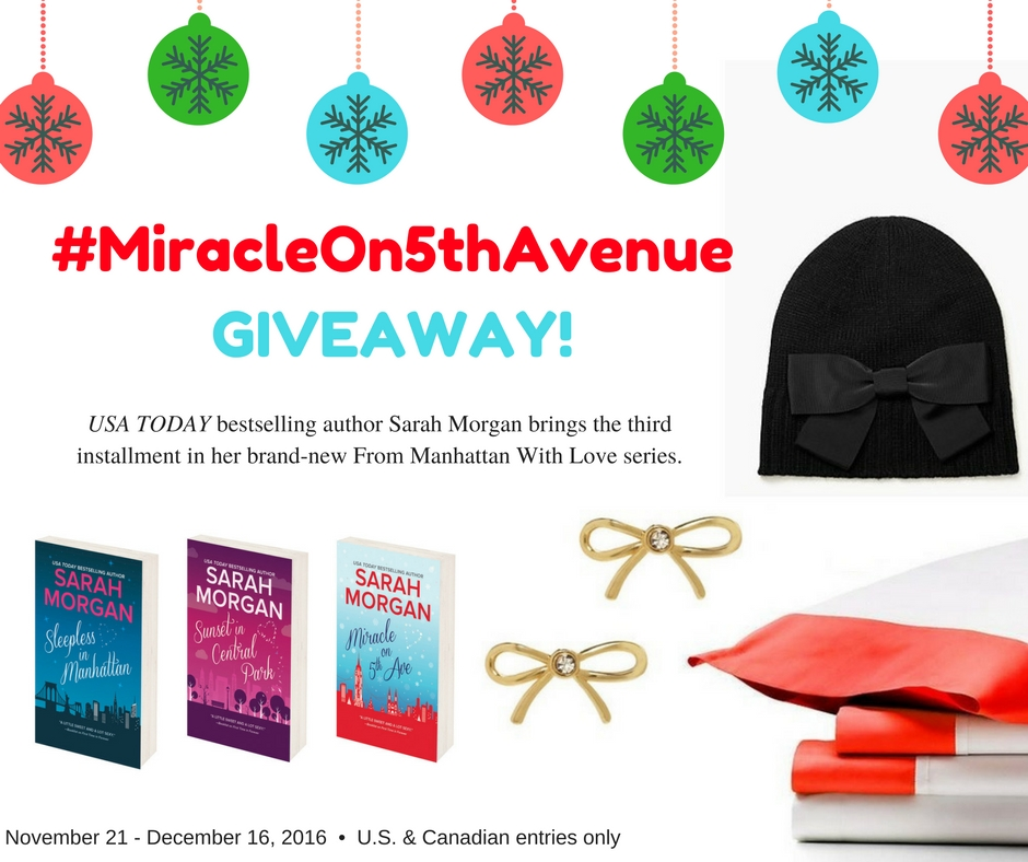 Miracle On 5th Avenue Giveaway