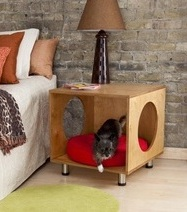 Design-Friendly ideas for pet beds 99