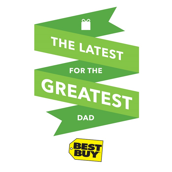 Best Buy Gifts for Dad