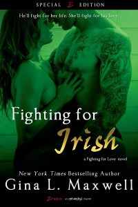 Fighting For Irish by Gina L. Maxwell