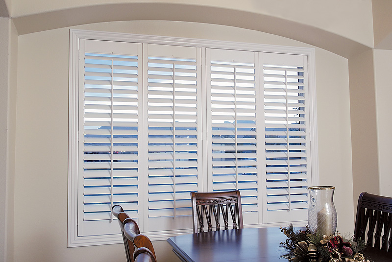 Paint Your Interior Wooden Shutters