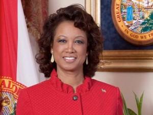 Ex-Florida Lt. Gov. Jennifer Carroll