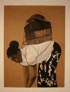 Artist - Robert Pruitt's work