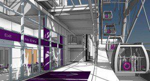 The Orlando Eye - rendering (Courtesy: Merlin Entertainments Group)