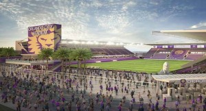 New Stadium Rendering (Photo: Orlando City Soccer)