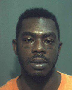Calvin McClain - suspect