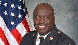 Orlando Fire Chief - Roderick Williams