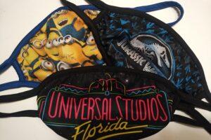 Universal Orlando face masks West Orlando News