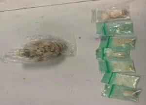 OPD Parramore drug bust