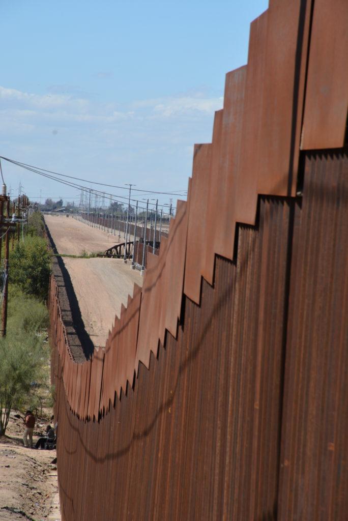 US-Mexico Border, US, Mexico, Border, Joan B. Anderson, Francisco Lara-Valencia
