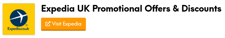 expedia promotional offers and discount codes