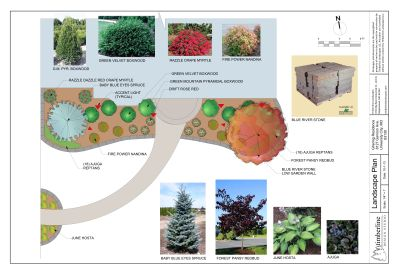 Gehring Landscape Plan