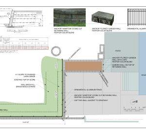 Schaefer Wall Plan