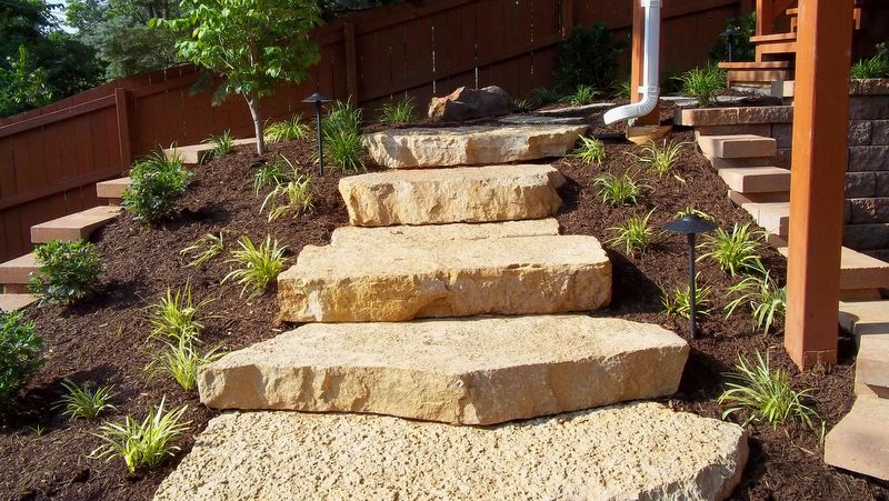 Patios, Walkways & Steps