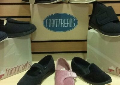 Foamtread Slippers