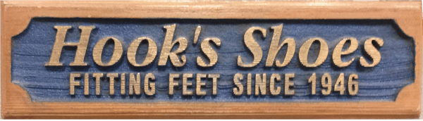 Hook's Shoes